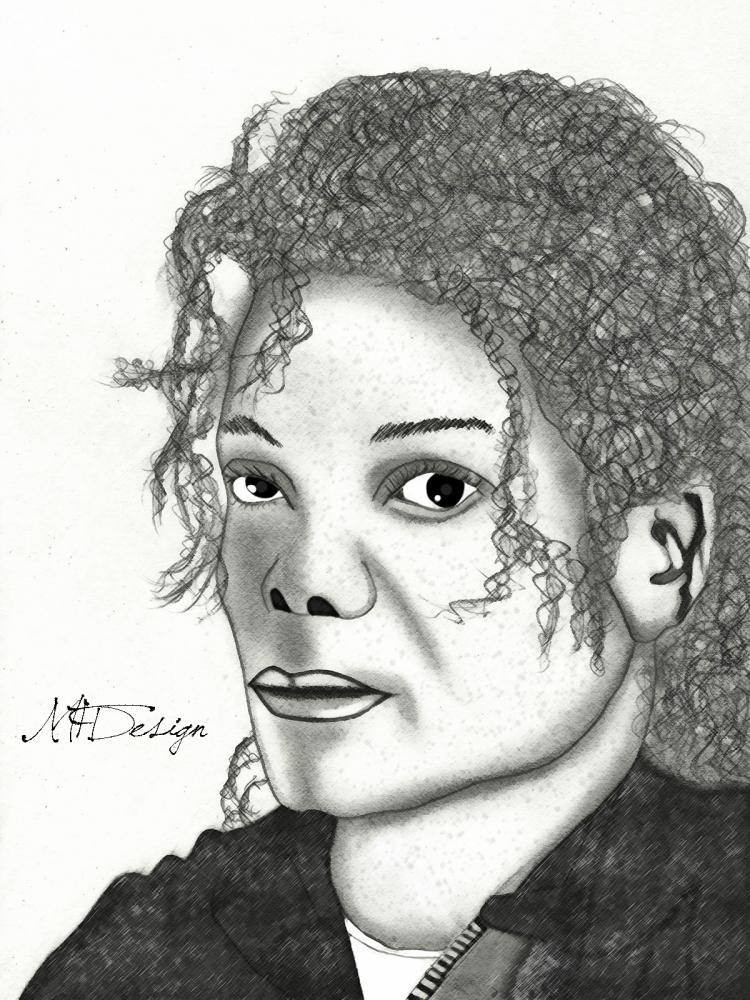 Michael Jackson by merytamon